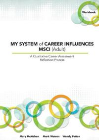 My System of Career Influences Msci - Adult