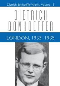 London, 1933-1935