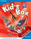 Kid's Box Pre-junior Activity Book