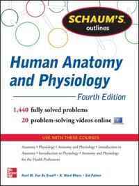 Schaum's Outlines Human Anatomy and Physiology