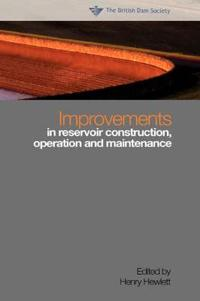 Improvements in Reservoir Construction, Operation and Maintenance