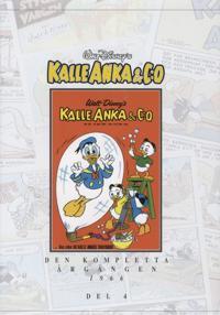 Kalle Anka & C:o Den Kompletta Årgången 1966. D 4