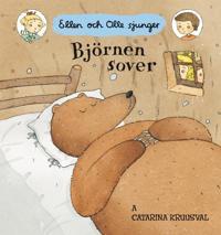 Björnen sover : Ellen och Olle sjunger