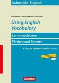 Drews, K: Soforthilfe Englisch: Using English Vocabulary