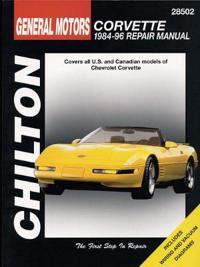 Chevrolet Corvette, 1984-96