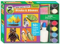 Super Simple Crafts: Sticks and Stones