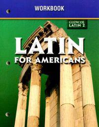 Glencoe Latin 2 Latin for Americans Workbook