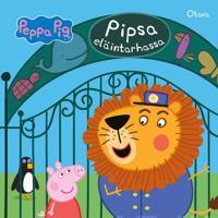 Pipsa Possu - Pipsa eläintarhassa