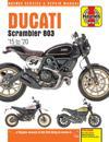 Ducati Scrambler 803 (15 - 20)