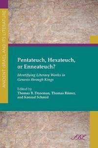 Pentateuch, Hexateuch, or Enneateuch