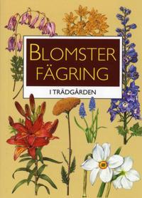 Blomsterfägring i trädgården