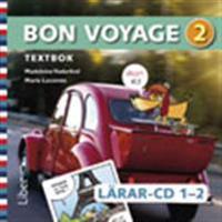 Bon voyage 2 Lärar-cd 1-2