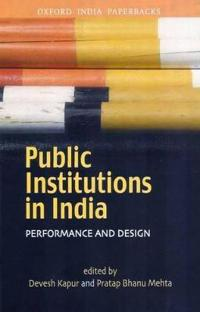 Public Institutions in India