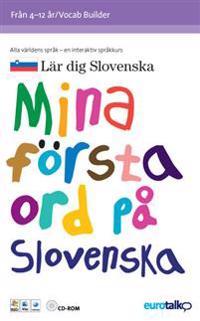Mina första ord. Slovenska