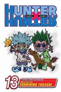 Hunter x Hunter, Vol. 13