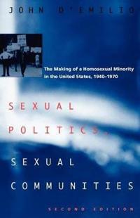 Sexual Politics, Sexual Communities