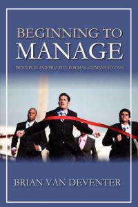 Beginning to Manage