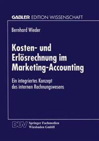 Kosten- und Erlösrechnung im Marketing-Accounting