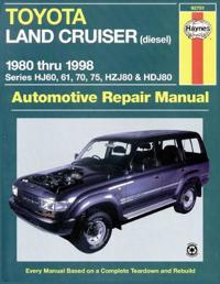 Toyota Land Cruiser PetrolDiesel Australian Automotive Repair Manual