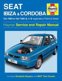 Seat Ibiza & Cordoba Service and Repair Manual
