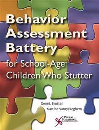 The Behavior Assessment Battery Behavior Checklist Bcl