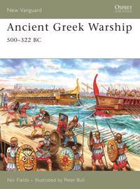 Ancient Greek Warship, 500-322 Bc