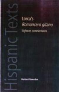 Lorca's Romancero Gitano