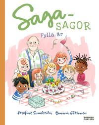Sagasagor. Fylla år