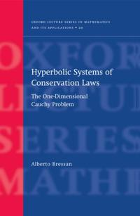 Hyperbolic Systems of Conservation Laws