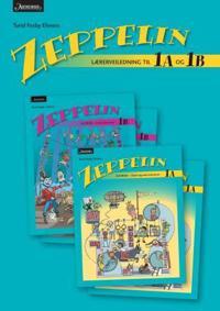Zeppelin - Turid Fosby Elsness | Inprintwriters.org