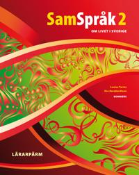 SamSpråk 2 Lärarhandledning, inkl. 100 kopieringsunderlag och facit