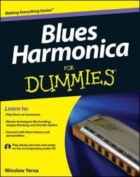 Blues Harmonica for Dummies [With CD (Audio)]