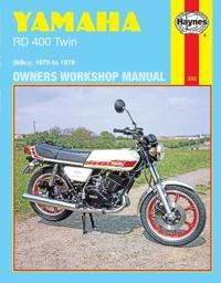 Yamaha rd 400 Twin Owners Workshop Manual