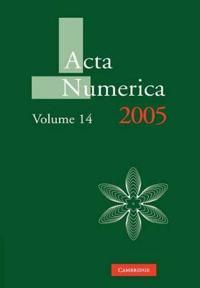 Acta Numerica Acta Numerica 2005: Series Number 14