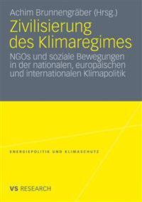 Zivilisierung Des Klimaregimes