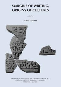 Margins of Writing, Origins of Cultures