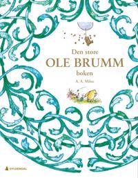 Den store Ole Brumm boken