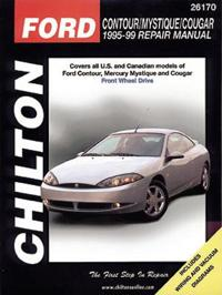 Ford Contour, Mystique and Cougar, 1995-99
