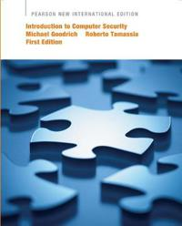 Introduction to Computer Security: Pearson New International Edition