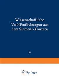 Wissenschaftliche Ver�ffentlichungen Aus Dem Siemens-Konzern