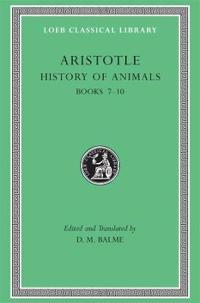 Aristotle History of Animals