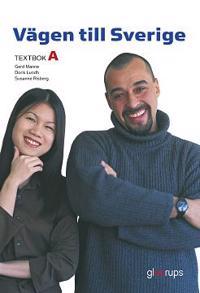 Vägen till Sverige A Textbok 2:a uppl