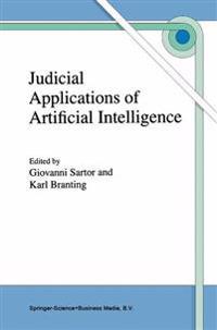 Judicial Applications of Artificial Intelligence