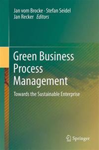 Green Business Process Management