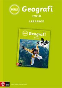 PULS Geografi 4-6 Sverige Lärarbok, tredje upplagan