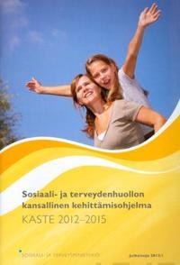 Sosiaali- ja terveydenhuollon kansallinen kehittämisohjelma