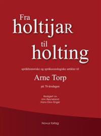 Fra holtijaR til holting -  pdf epub