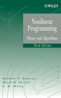 Nonlinear Programming: Theory and Algorithms, 3rd Edition Set