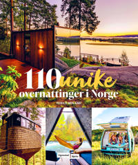 110 unike overnattinger i Norge