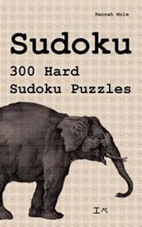 Sudoku 300 Hard Sudoku Puzzles